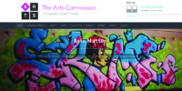 Danville Arts Commission New Web site