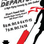 Scarlet Cup Departures