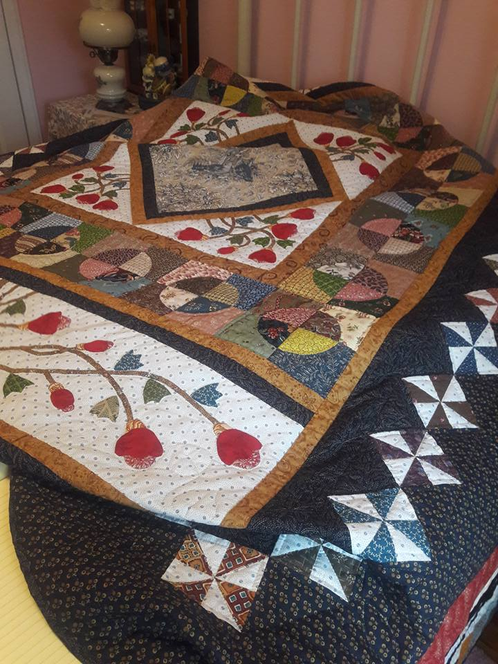 Civil War Quilt Project